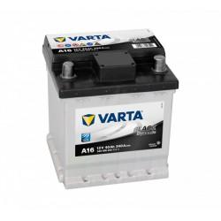 VARTA Black Dynamic 40Ah 340A normál jobb+ Akkumulátorok VARTA