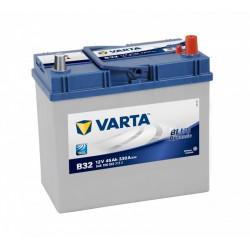 VARTA Blue ASIA 45Ah 330A normál jobb+ Akkumulátorok VARTA