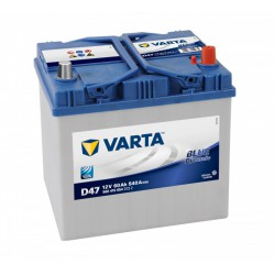 VARTA Blue ASIA 60Ah 540A normál jobb+ Akkumulátorok VARTA